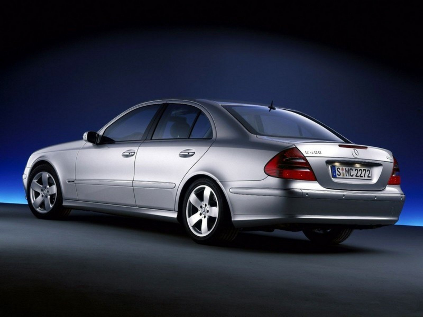 Toyota Station Wagon >> 2003 Mercedes E-Class Review - Top Speed