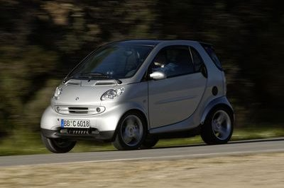 Smart City Coupe