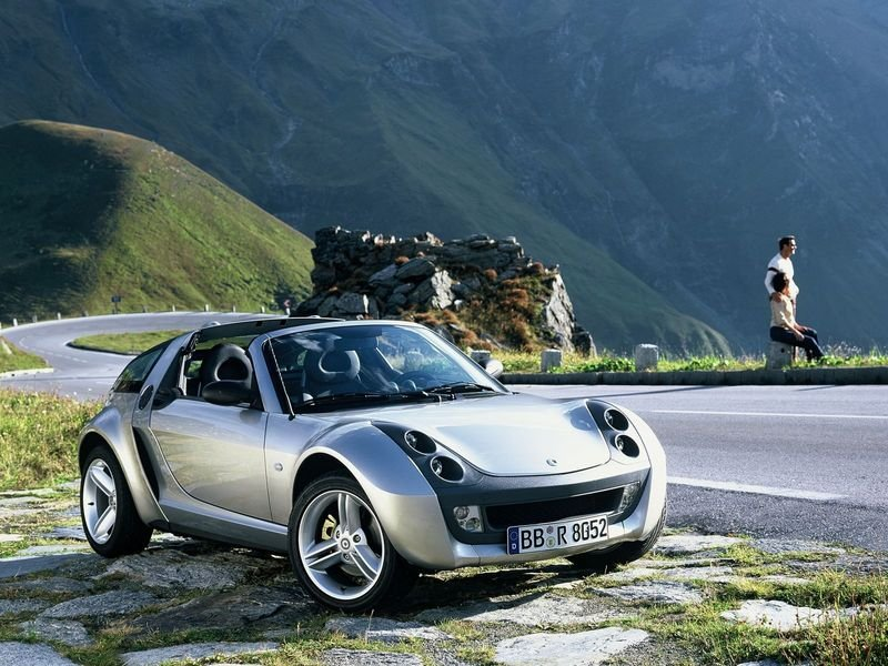 2003 Smart Roadster Coupe
