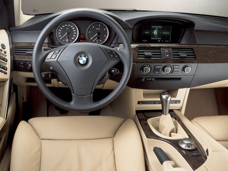 2004 - 2010 BMW 5-Series E60 - image 30708