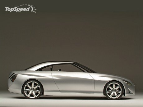 Lexus IS C Amazing Photos
