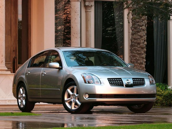 2004 Nissan Maxima Car Review Top Speed