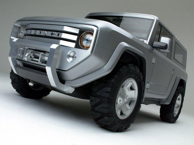 2005 Ford Bronco