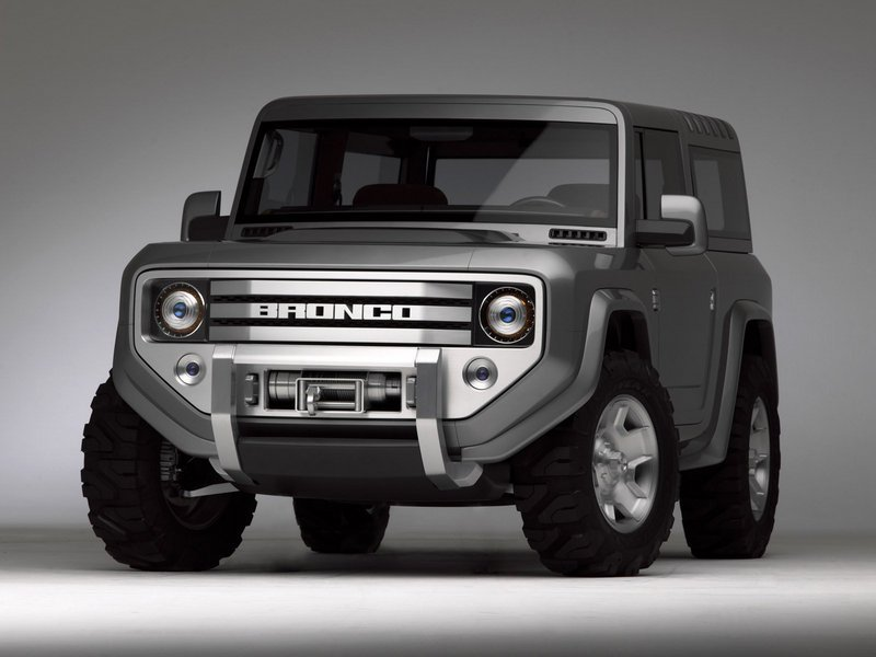 "Ford's ""Baby Bronco"" Will Be Little More Than a Re-Bodied Focus"
