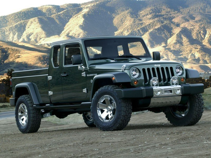 2005 Jeep Gladiator concept - image 24987