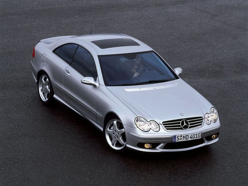 2005 mercedes clk 55 amg gallery 29313 top speed. Black Bedroom Furniture Sets. Home Design Ideas