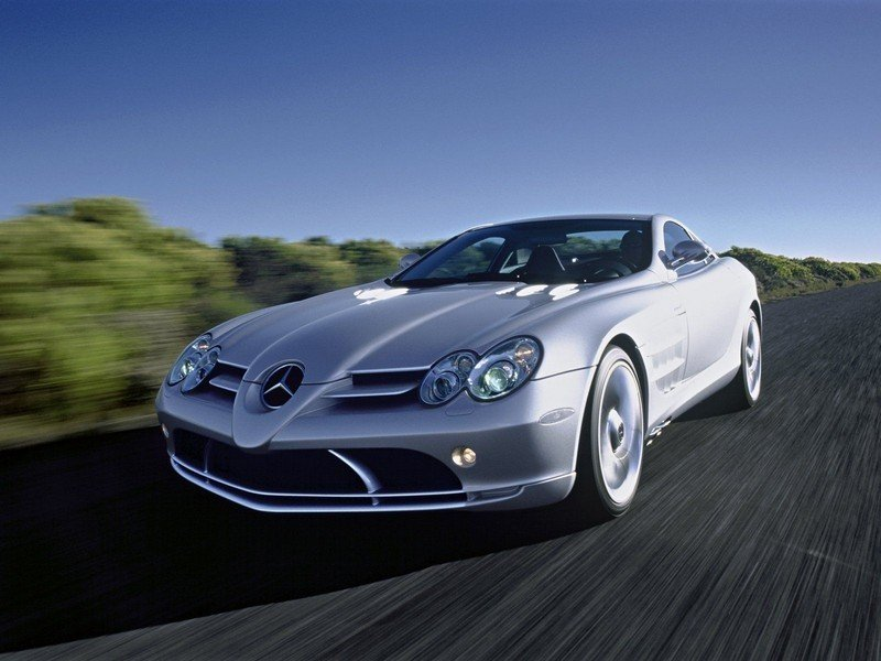 "Mercedes Has Trademarked the ""SLR"" Name, Hinting at the Return of a Legend"