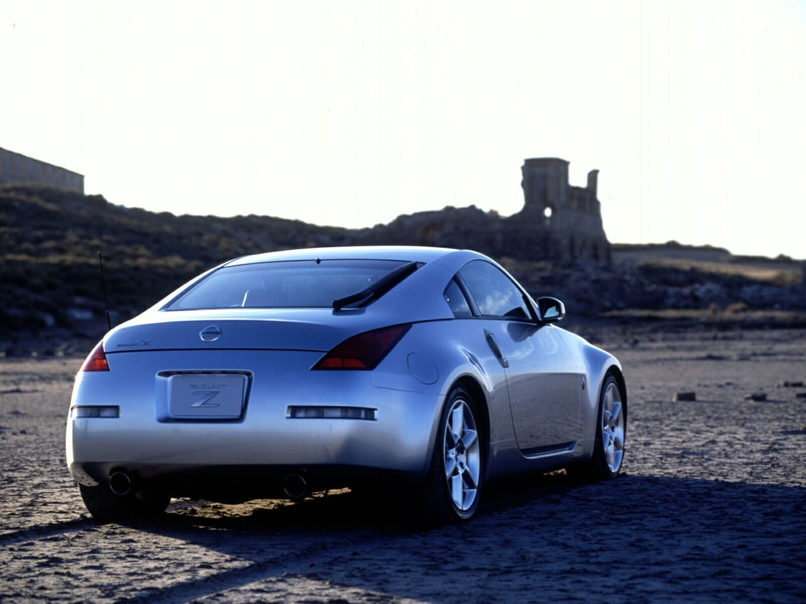 Cars and Wheels: Nissan 350Z Test Drive