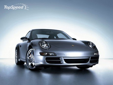 Porsche 911 Carrera Car Wallpaper