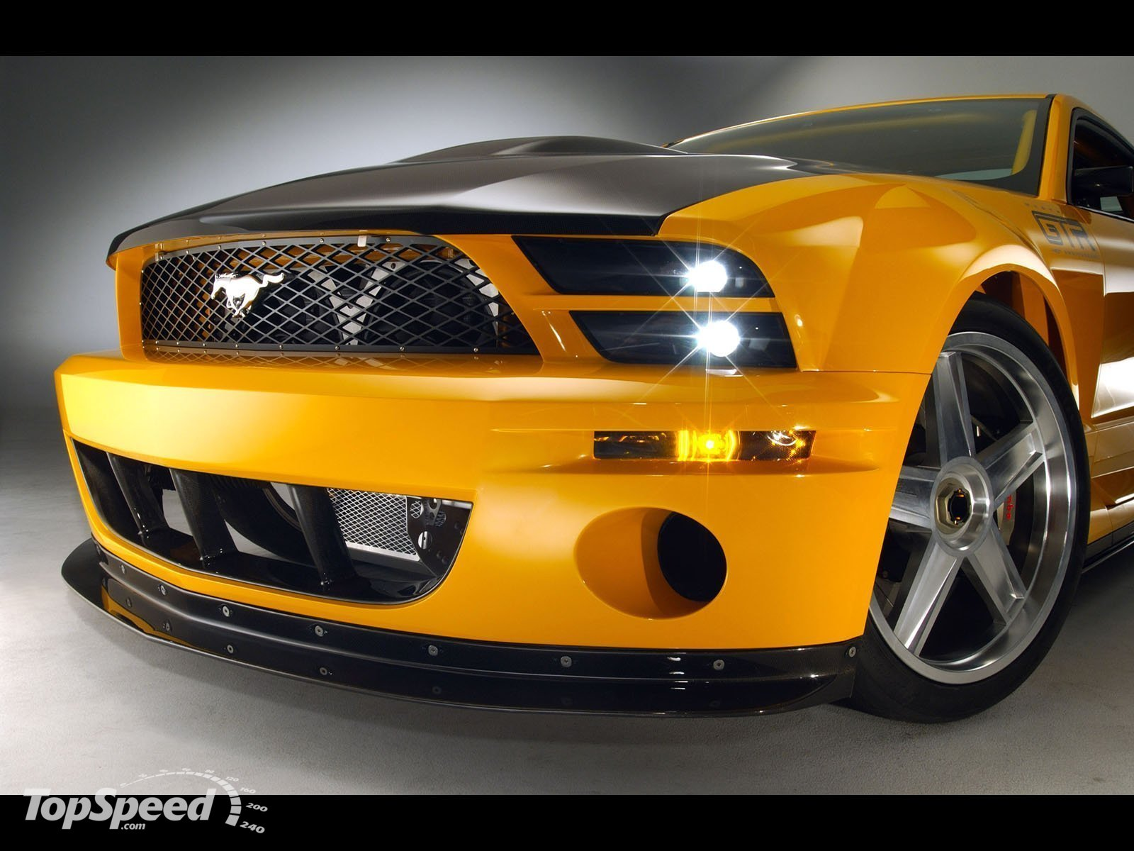 2005 Saleen Mustang Gt R Picture 27775 Car Review