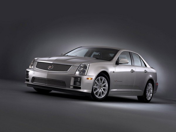 2006 cadillac sts v car review top speed. Black Bedroom Furniture Sets. Home Design Ideas