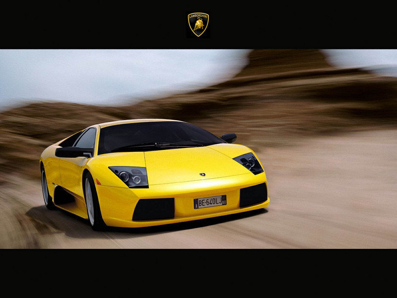 2001 - 2006 Lamborghini Murcielago High Resolution Exterior - image 25094