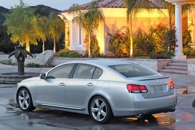 2006 Lexus GS | Top Speed