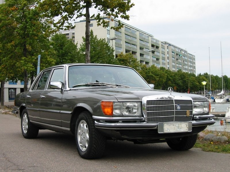 1971 - 1980 Mercedes S-class 1971-1980 (W116) - image 36891