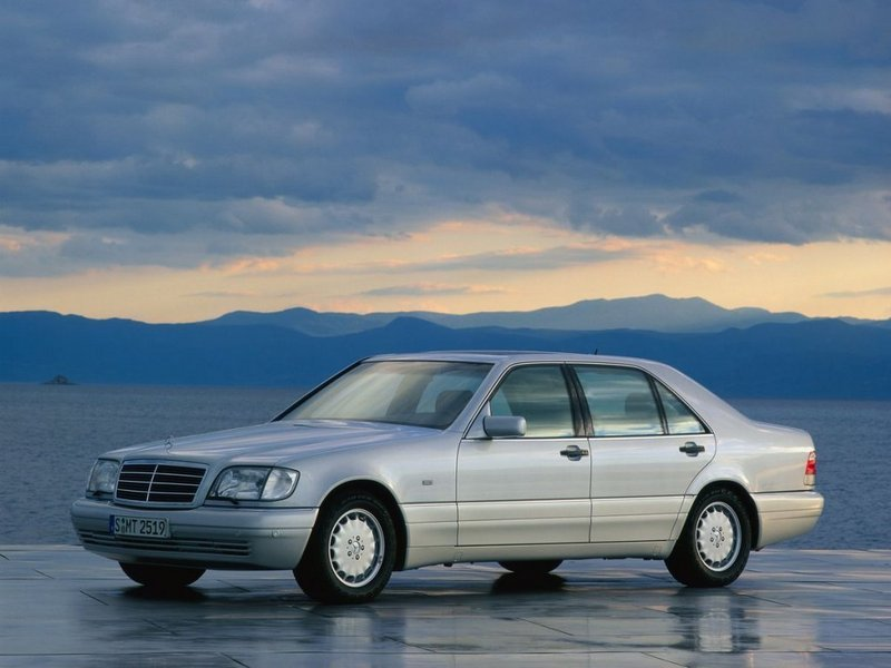 1991 - 1998 Mercedes S-Class 1991 - 1998 (W140) - image 36993