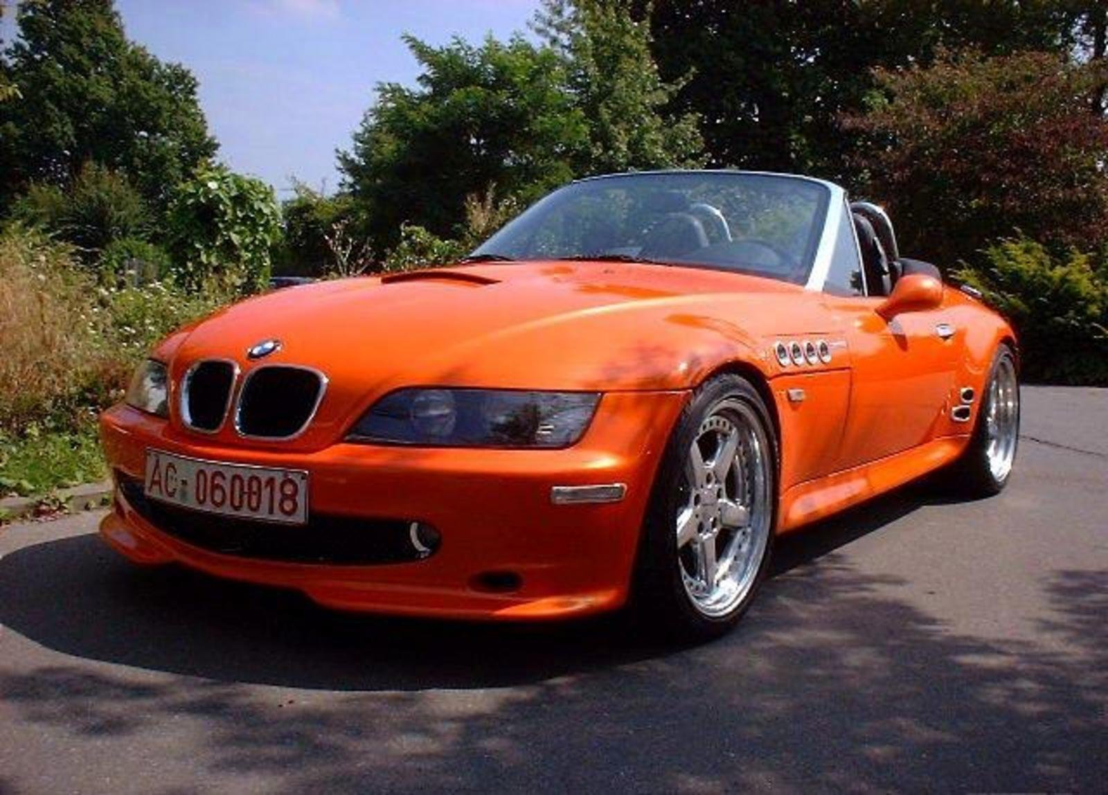 1997 2000 Ac Schnitzer V8 Roadster Review Gallery