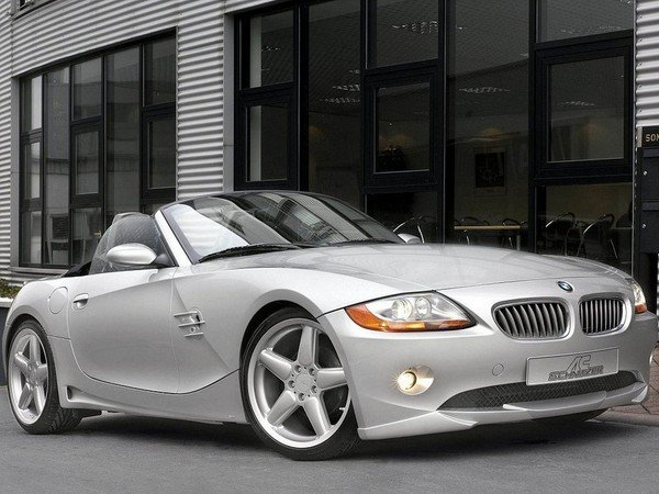 2003 Ac Schnitzer Acs4 Z4 Review Top Speed