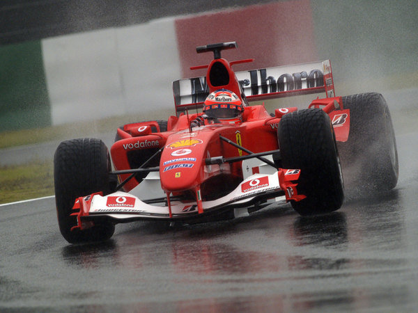 2004 Ferrari F2004 Review Top Speed