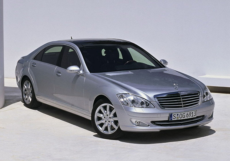 2005 Mercedes S-Class from 2005 (W221) - image 37116