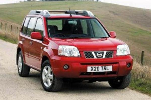 2005 nissan x trail best compact 4x4 in the what car. Black Bedroom Furniture Sets. Home Design Ideas