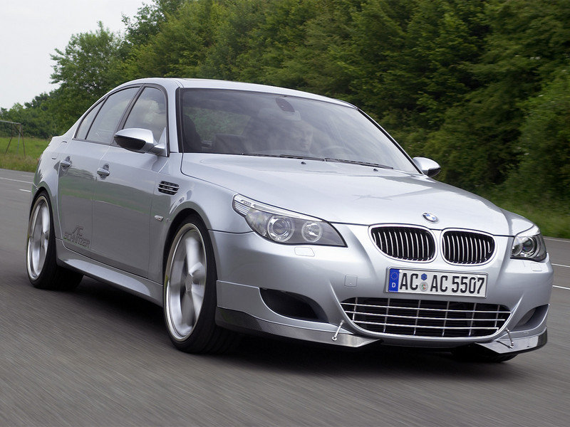 Ac Schnitzer News And Reviews Top Speed