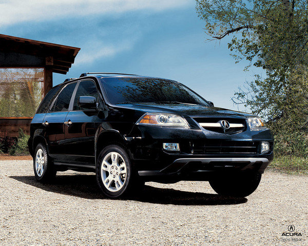 2006 Acura MDX Review - Top Speed