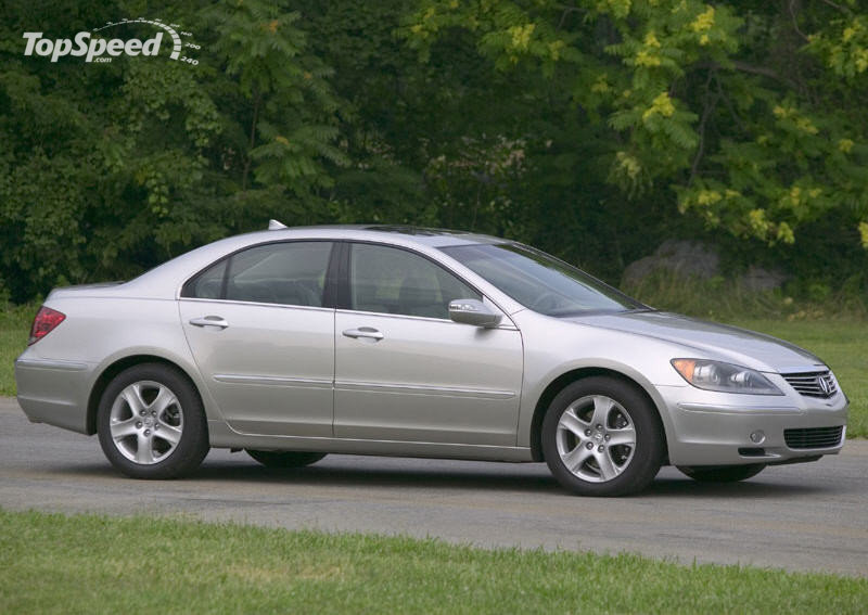 2006 acura rl picture 35776 car review top speed. Black Bedroom Furniture Sets. Home Design Ideas