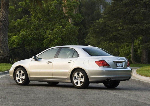 2006 acura rl picture 35778 car review top speed. Black Bedroom Furniture Sets. Home Design Ideas