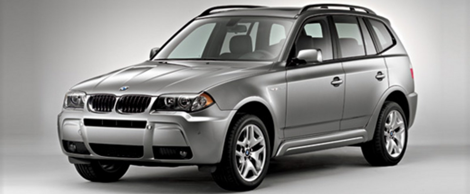 2006 BMW X3 3.0i Review