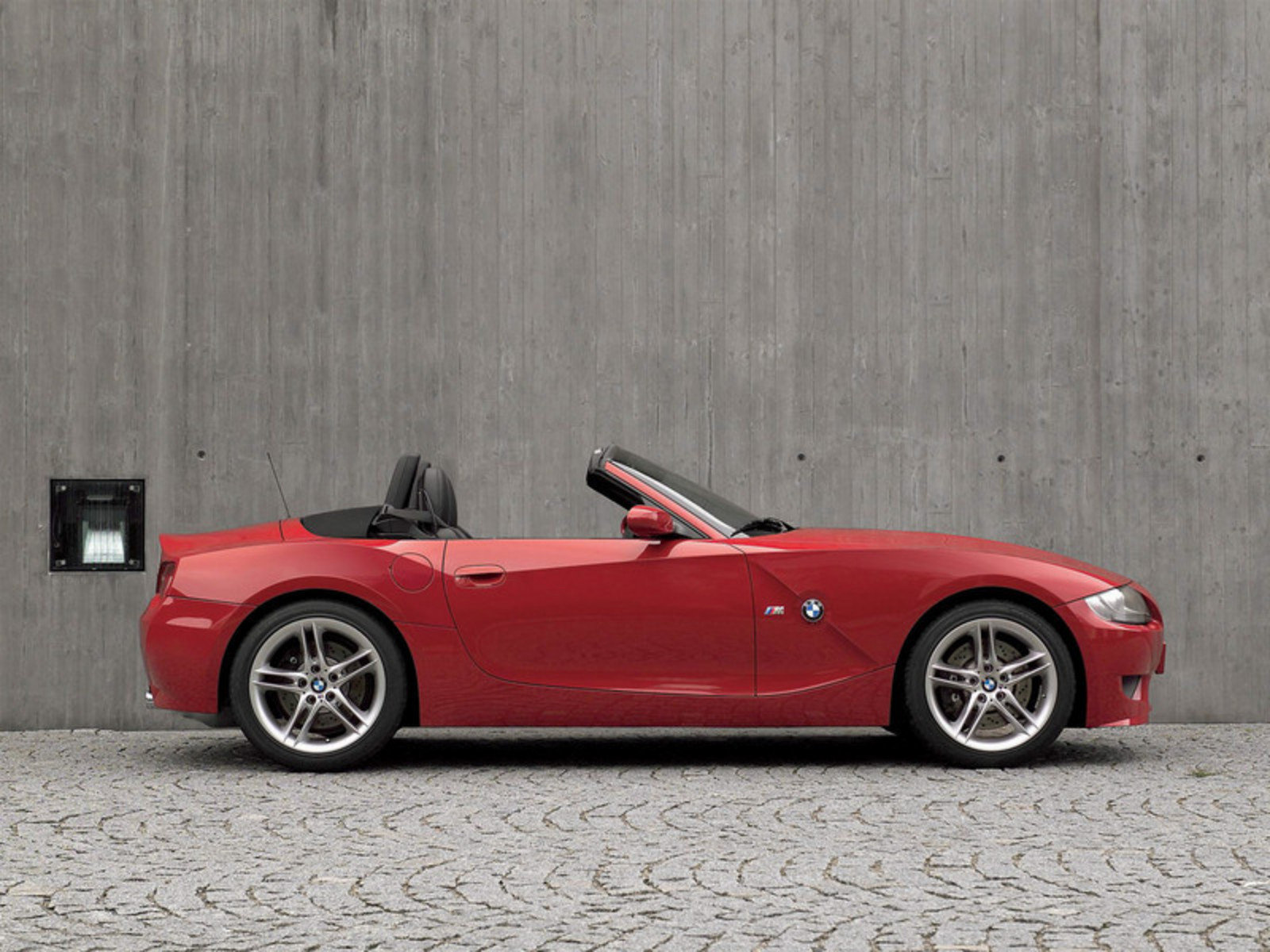 2006 Bmw Z4 M Roadster Picture 36563 Car Review Top