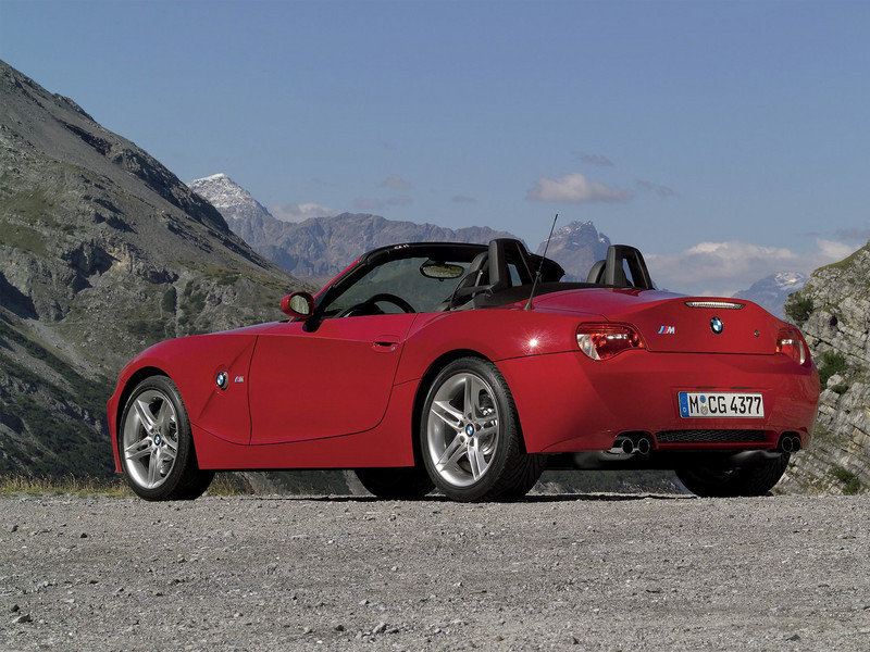 2006 Bmw Z4 M Roadster Review Top Speed
