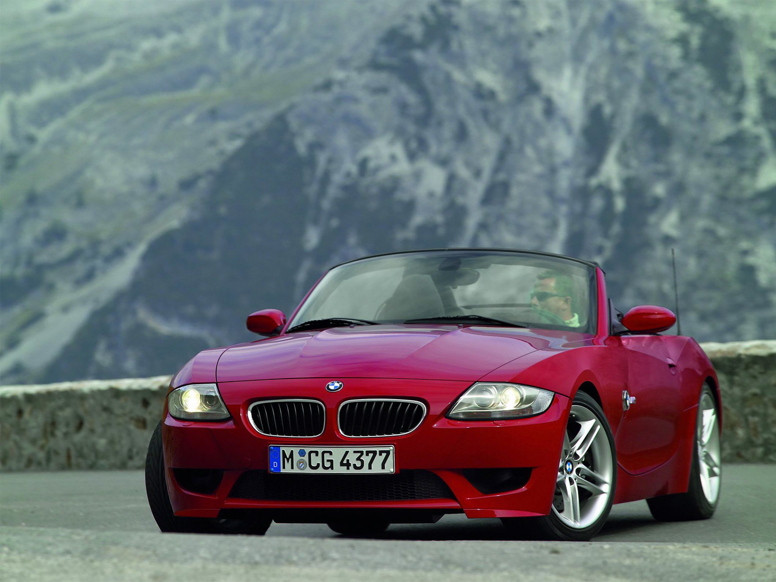 2006 Bmw Z4 M Roadster Picture 36550 Car Review Top