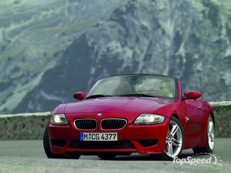 With the M Roadster, BMW brings together the Z4's advanced sports-roadster