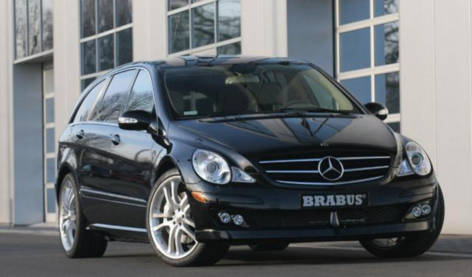 2006 mercedes r class by brabus review top speed. Black Bedroom Furniture Sets. Home Design Ideas