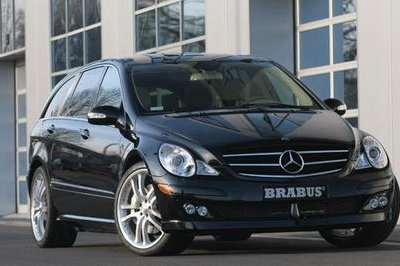 2006 Mercedes R-Class by Brabus