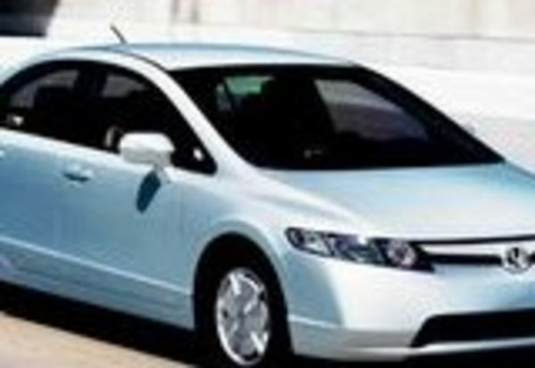 2006 honda civic hybrid pictures car review top speed. Black Bedroom Furniture Sets. Home Design Ideas