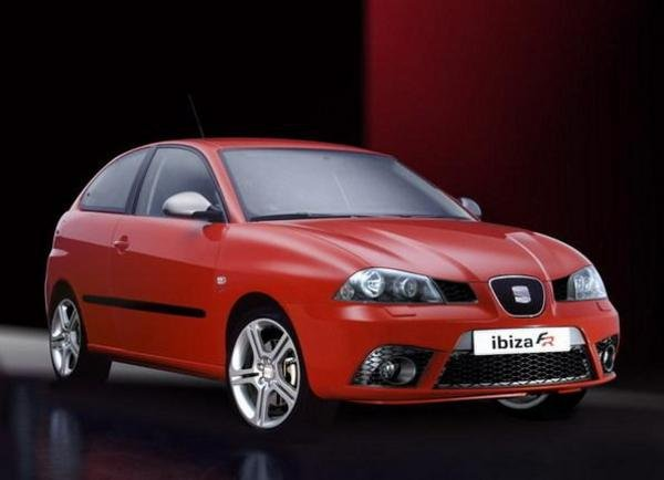 2006 seat ibiza fr car review top speed. Black Bedroom Furniture Sets. Home Design Ideas