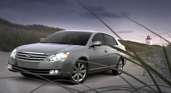 2006 Toyota Avalon Xls Review
