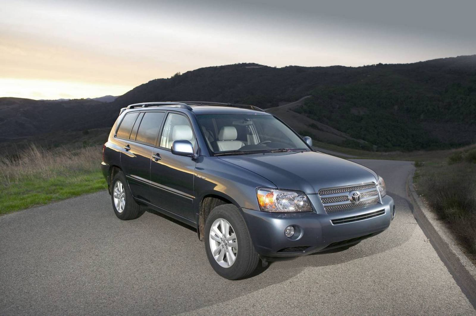 2006 toyota highlander hybrid review top speed. Black Bedroom Furniture Sets. Home Design Ideas