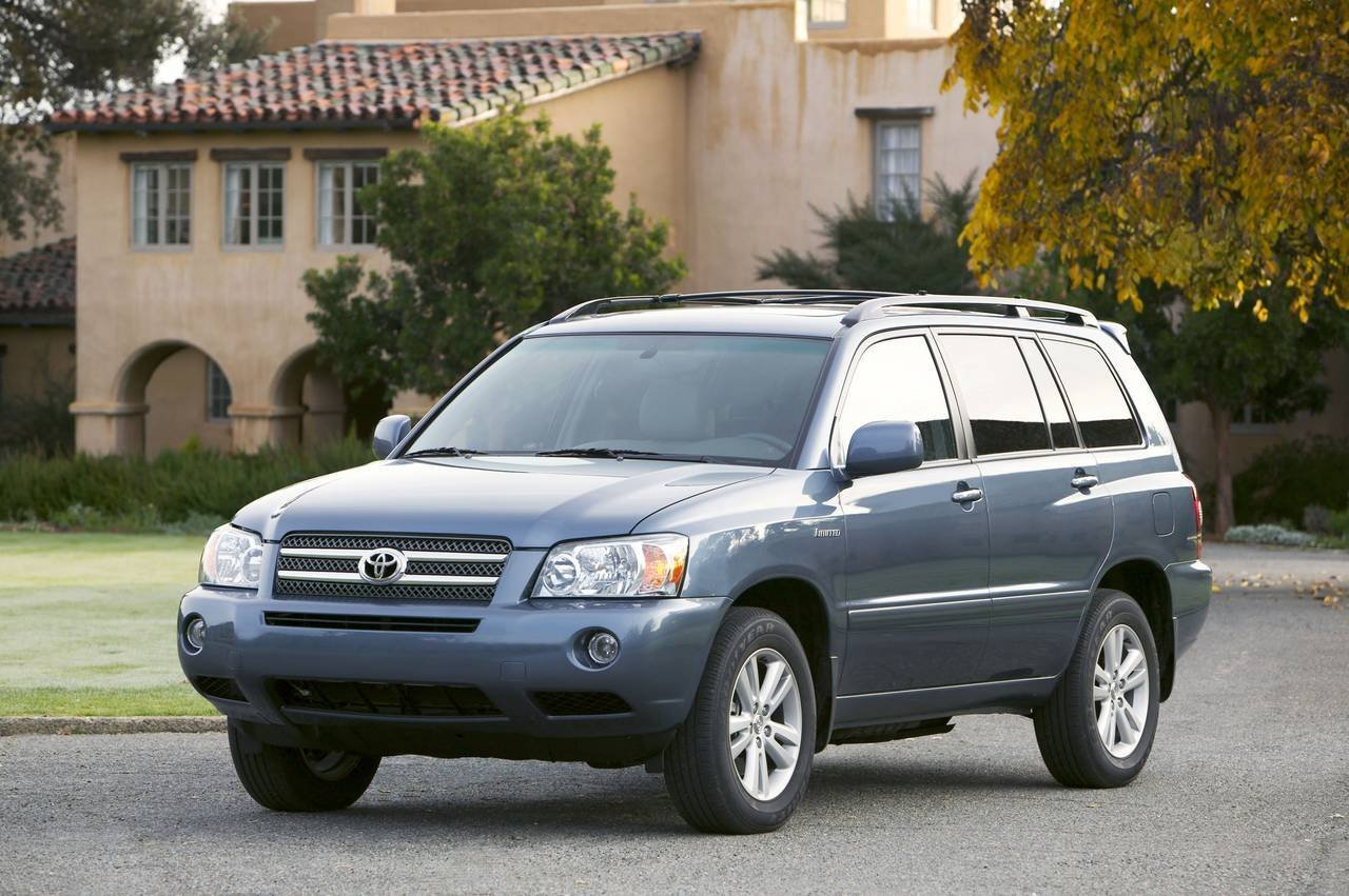 2006 toyota highlander hybrid picture 33870 car review