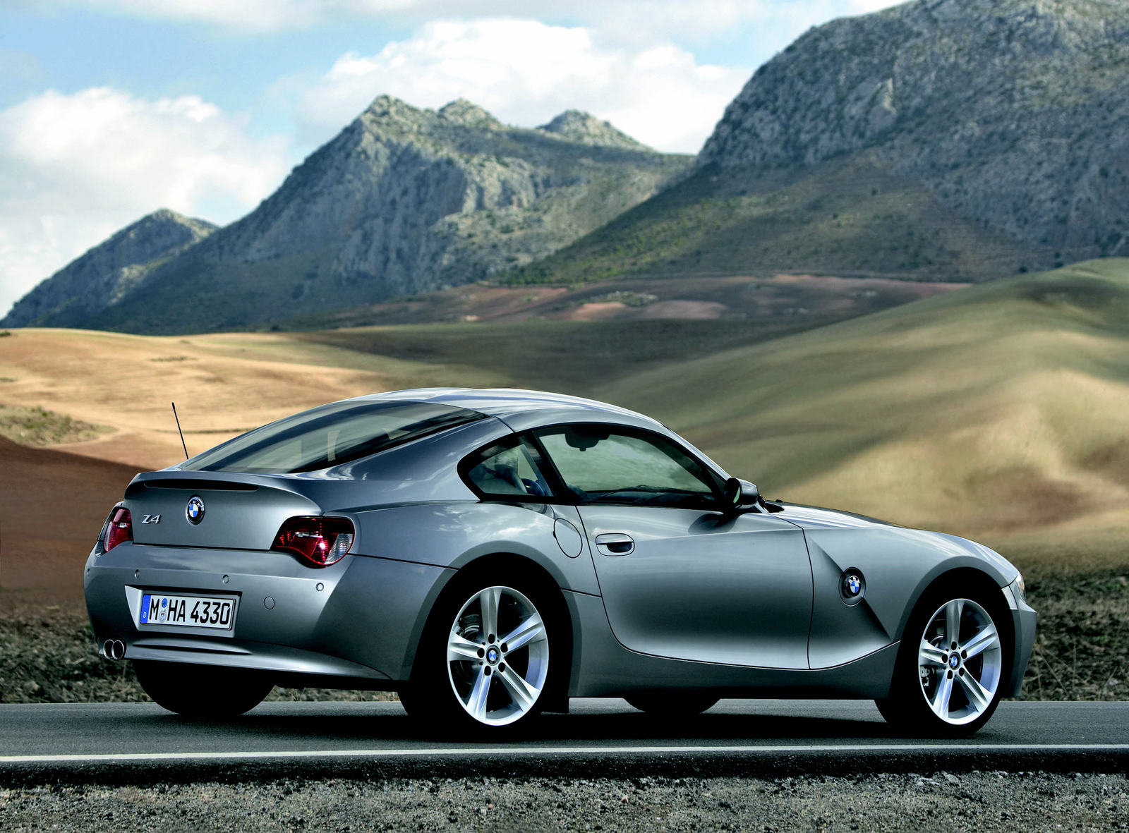 2007 Bmw Z4 Coupe Picture 35699 Car Review Top Speed