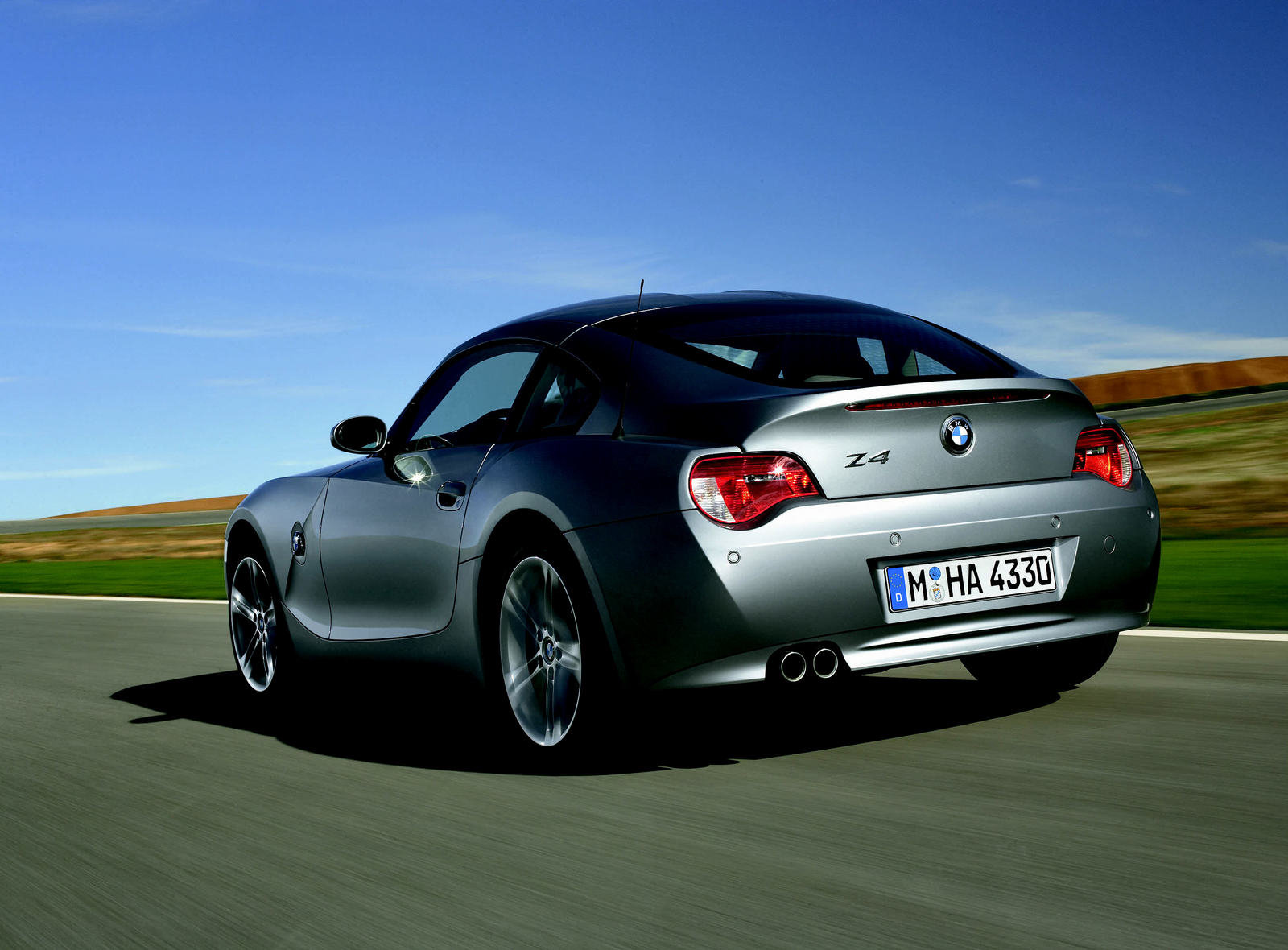 2007 Bmw Z4 Coupe Picture 35693 Car Review Top Speed
