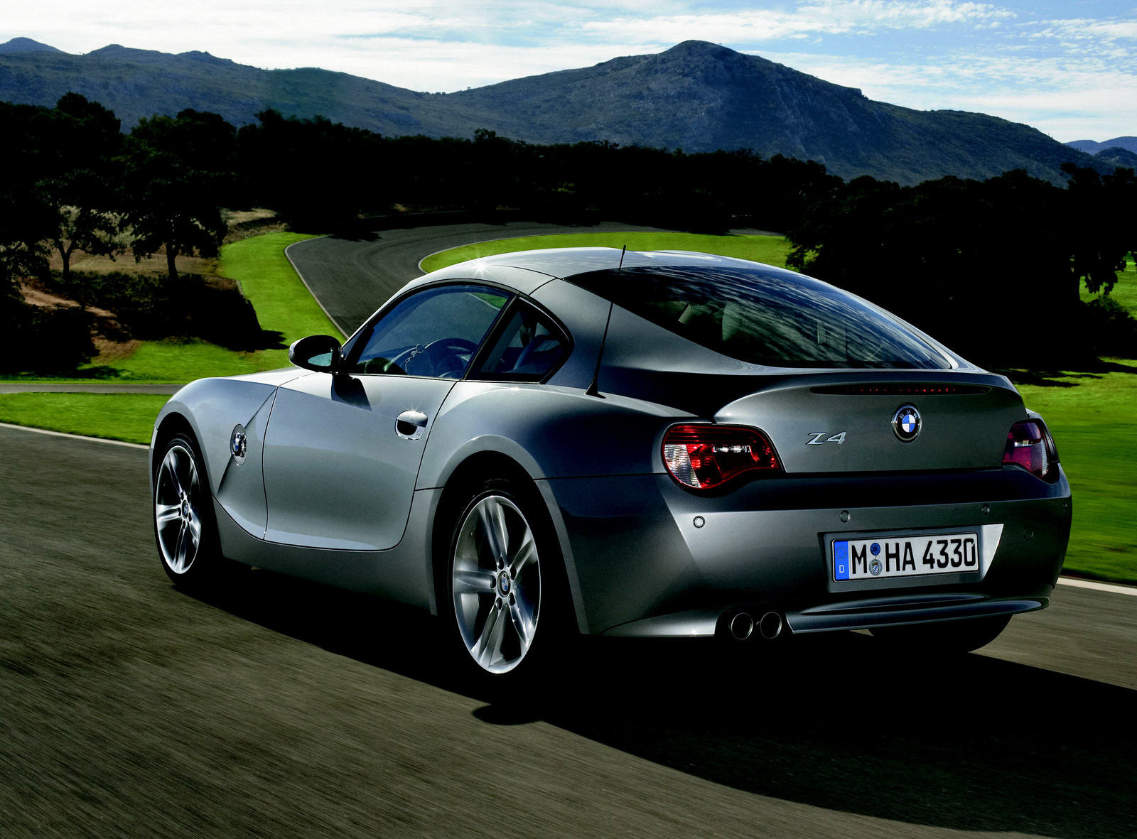 2007 Bmw Z4 Coupe Picture 35694 Car Review Top Speed