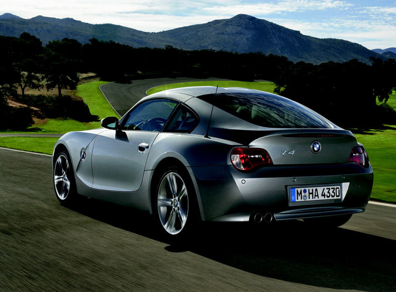 2007 Bmw Z4 Coupe Review Top Speed