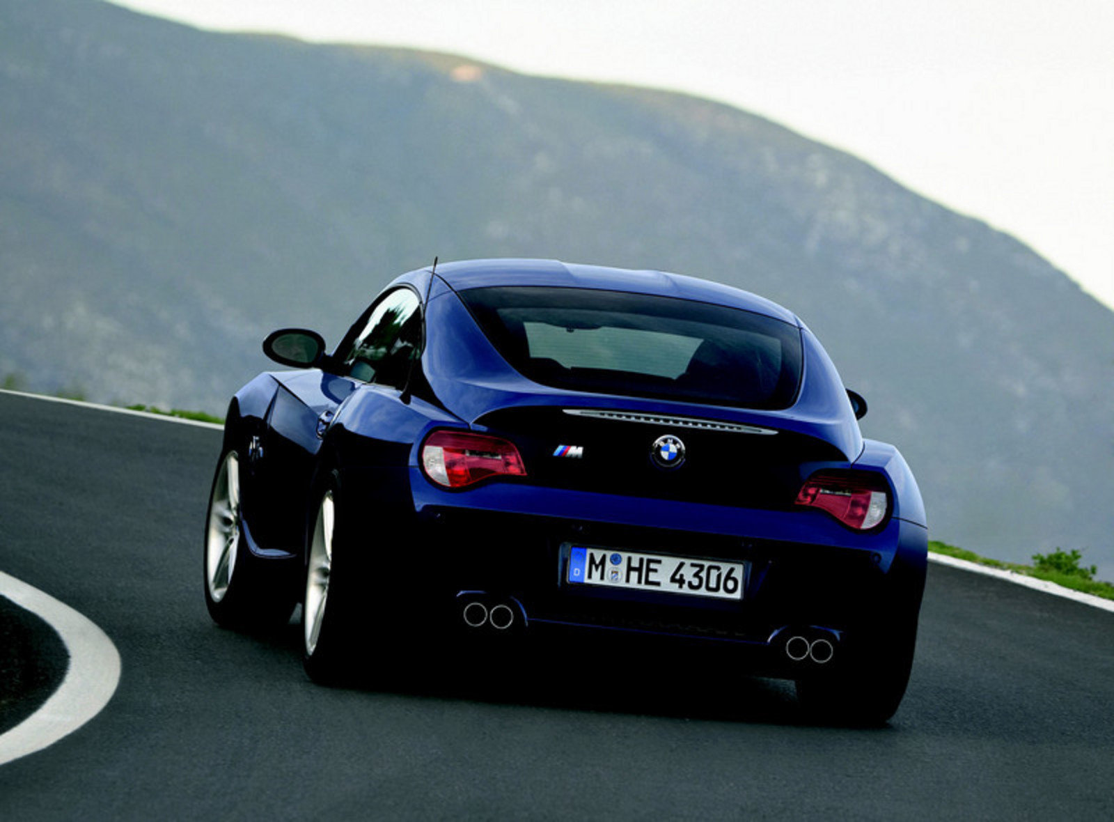 2007 Bmw Z4 M Coupe Picture 35723 Car Review Top Speed 1127109