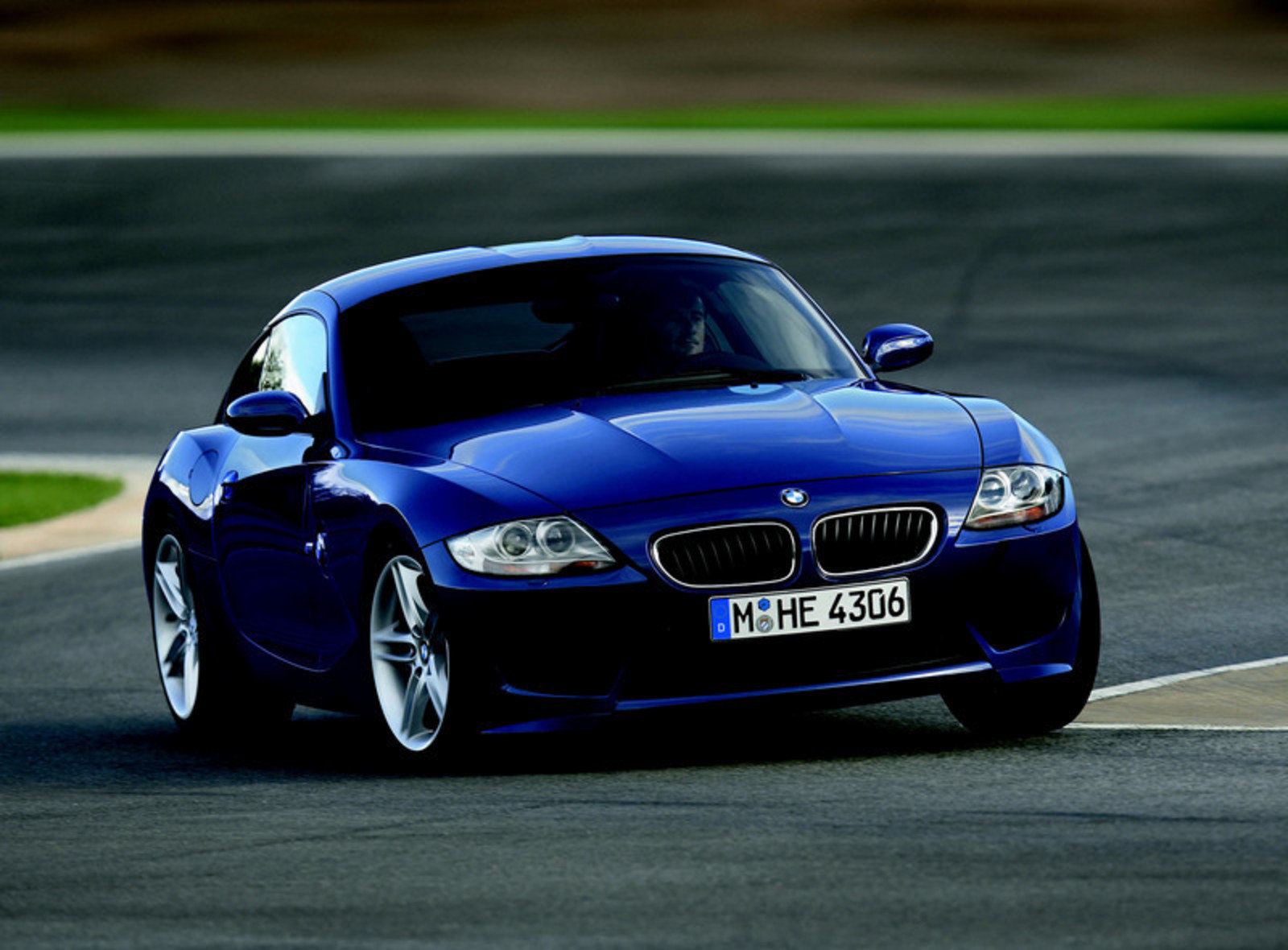 2007 Bmw Z4 M Coupe Picture 35724 Car Review Top Speed