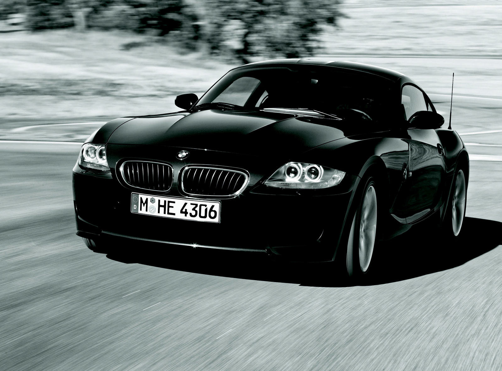 2007 Bmw Z4 M Coupe Picture 35726 Car Review Top Speed