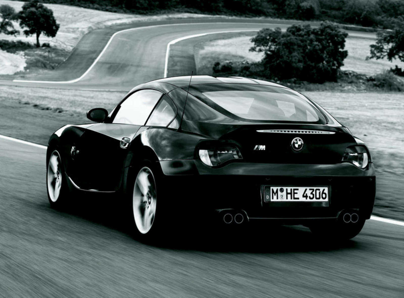 2007 Bmw Z4 M Coupe Picture 35727 Car Review Top Speed