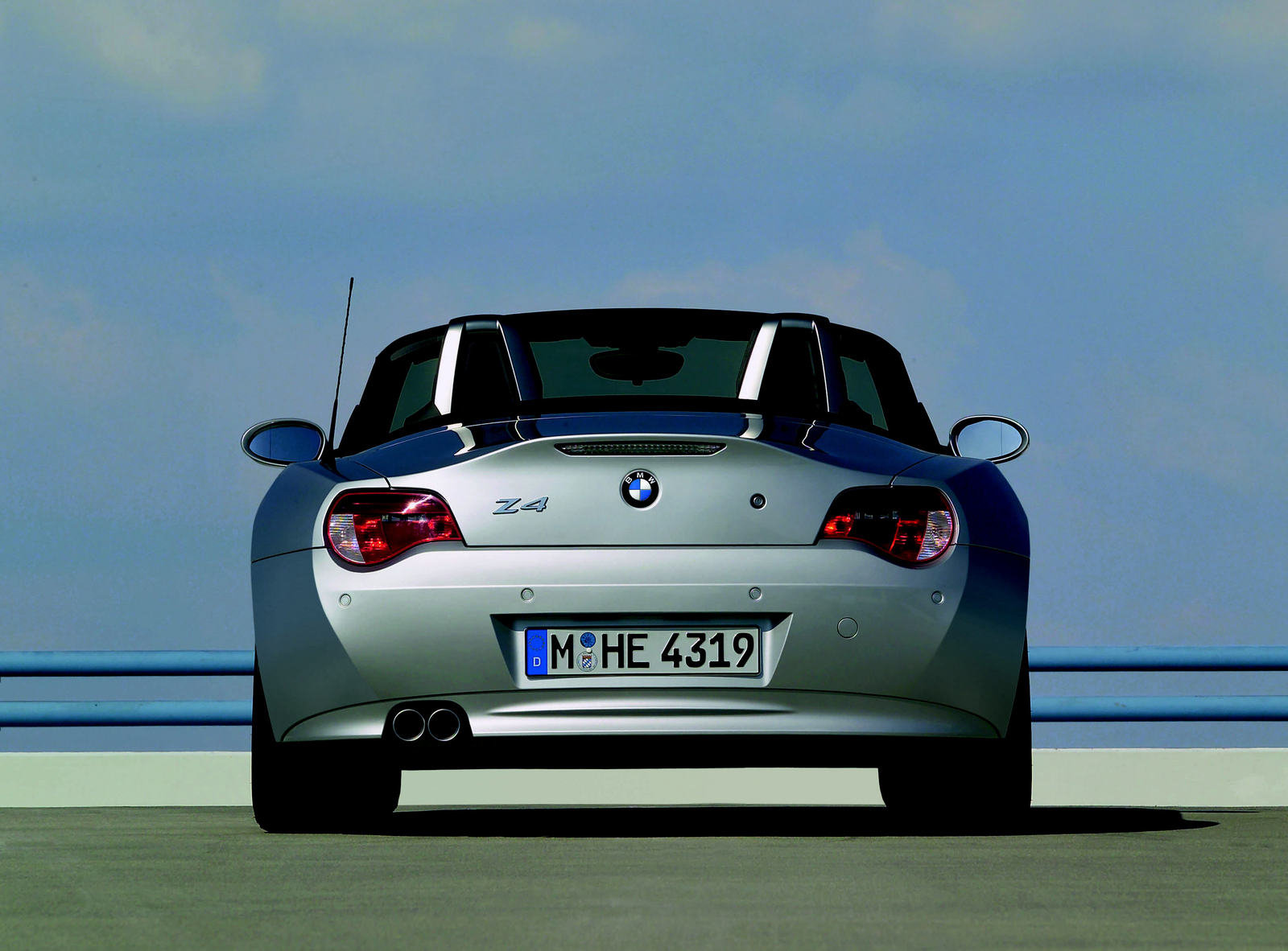 2007 Bmw Z4 Roadster Picture 36612 Car Review Top Speed