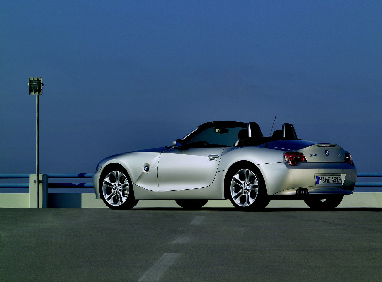 2007 Bmw Z4 Roadster Picture 36613 Car Review Top Speed